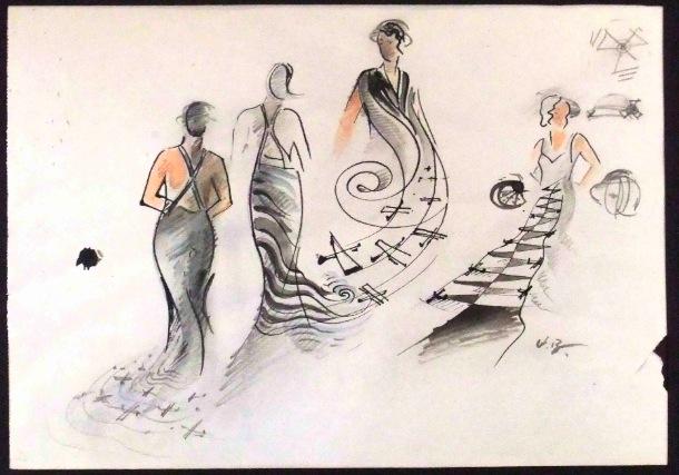 Come il futurismo ha influenzato la moda