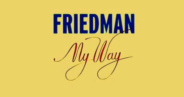 "Recensione di ""My way"", l'ultimo libro di Alan Friedman"