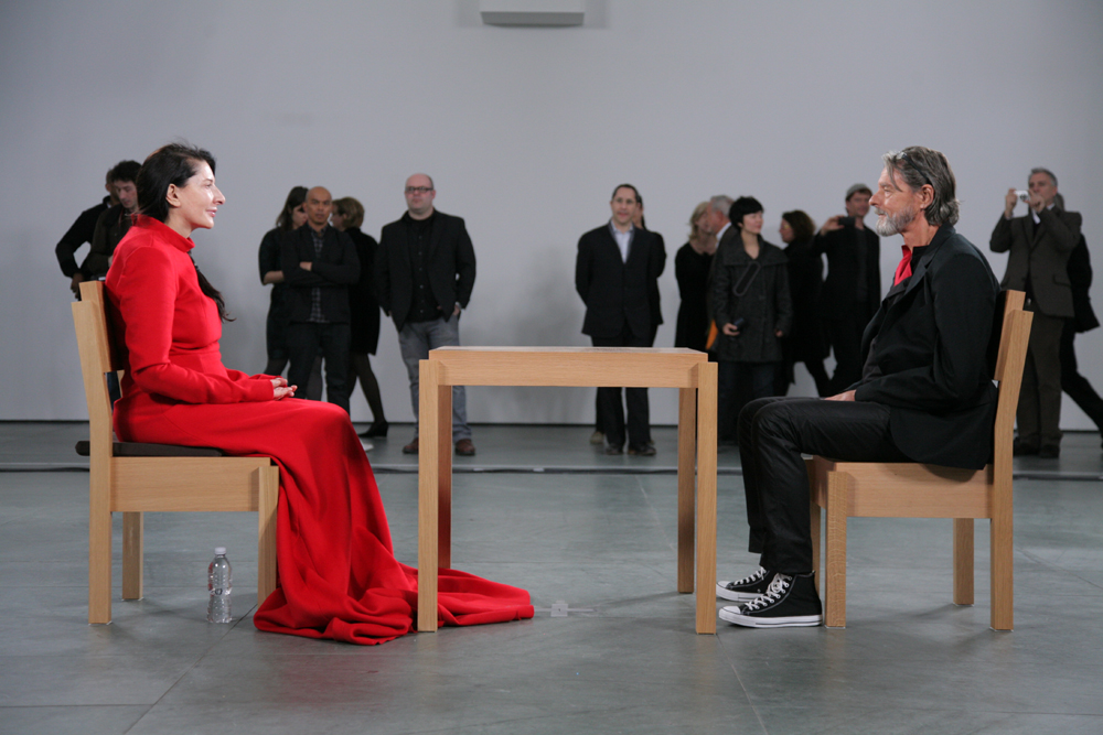 The Artist is Present - Marina Abramovic and Ulay