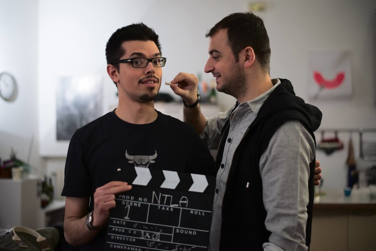 """Au Manoir Saint Germain"": intervista all'attore e autore Gabriele Zaffarano"