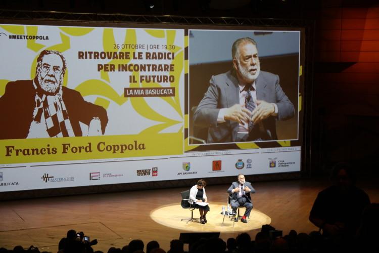 Francis Ford Coppola ci dà 8 lezioni di vita