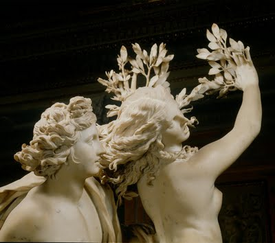 Apollo e Dafne, Bernini.