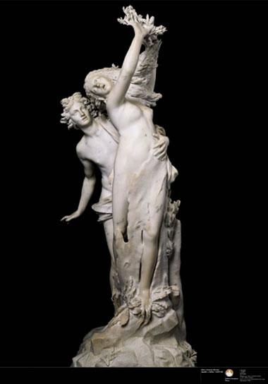 Apollo e Dafne, Bernini.