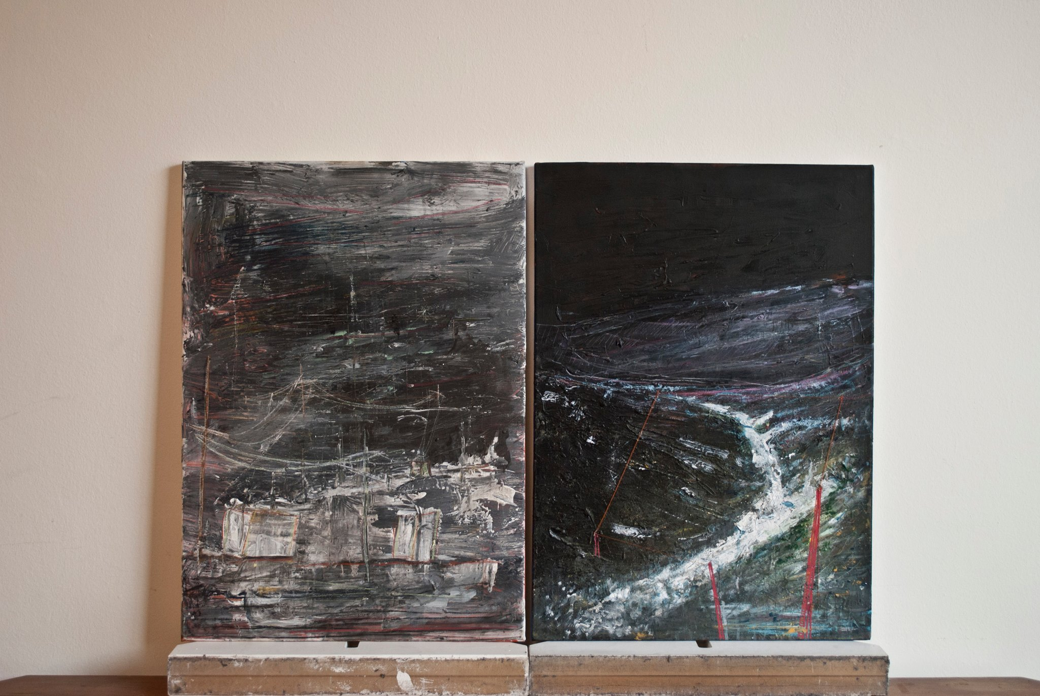 Andrea Rizzo (Nebula)-Untitled-collezione privata