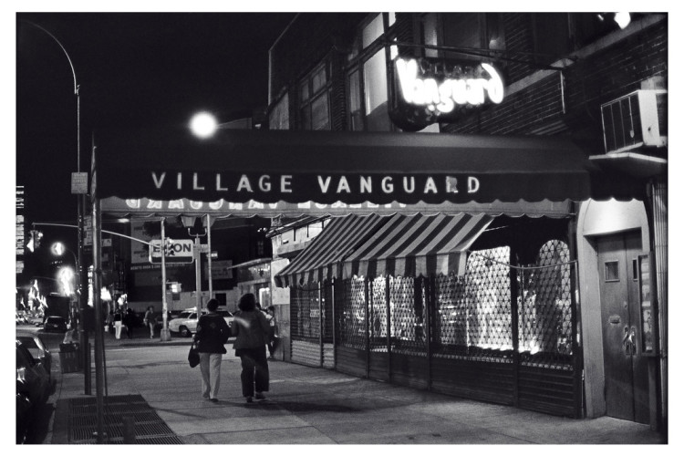 Village Vanguard e le jazz-vibrations