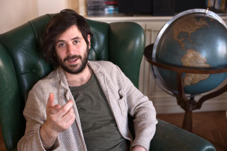 Video intervista a Niccolò Bodini della Scapigliatura: un Guccini norvegese