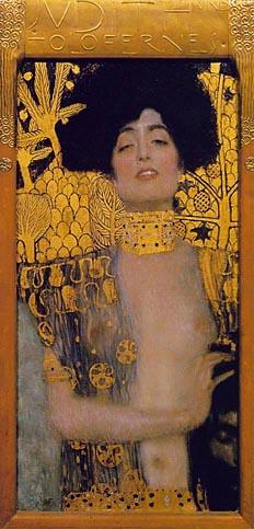Giuditta I-Klimt-1901