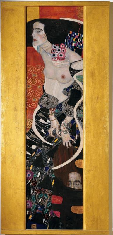 Giuditta II-Klimt-1909