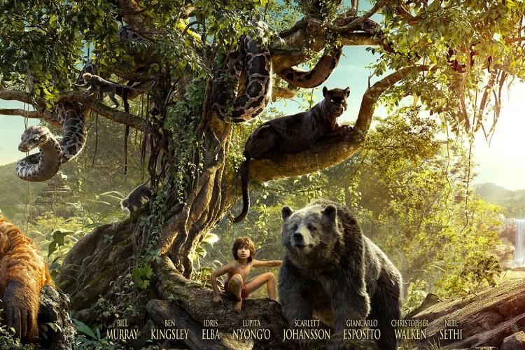 Il libro della giungla: racconti di un mondo digitale u2013 afterclap
