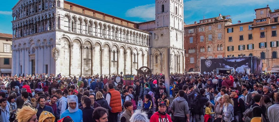 Lucca Comics & Games: le ragioni del sì