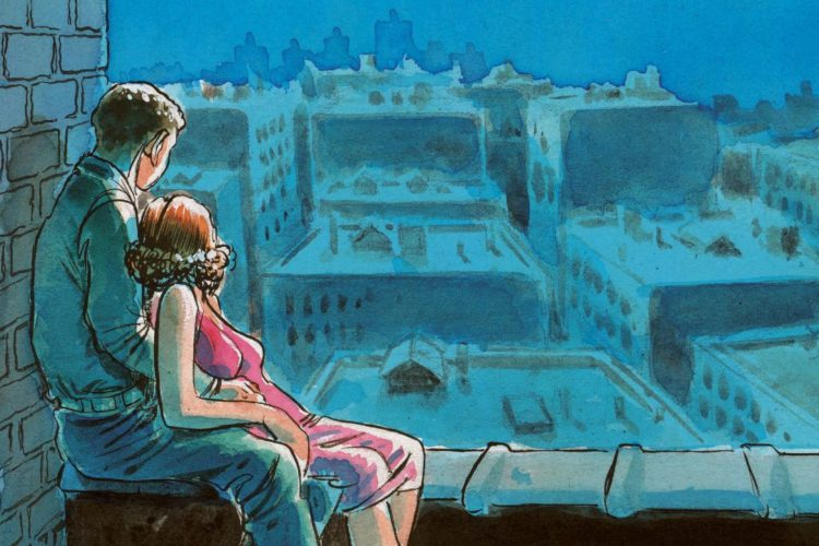 Will Eisner: New York of humans