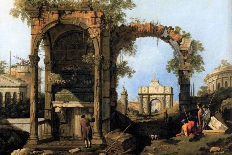 Paesaggio 1742-1744