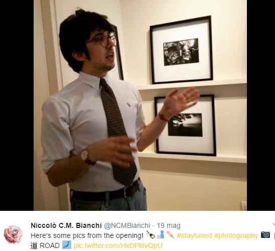 Road -Intervista a Niccolò Bianchi