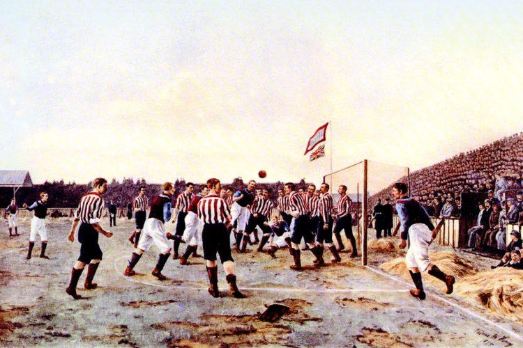 Come tutto ebbe inizio: le origini del calcio