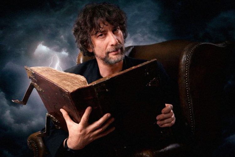 American Gods È Neil Gaiman