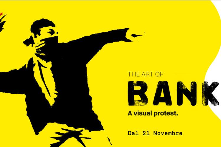 Un profilo di Banksy a Milano