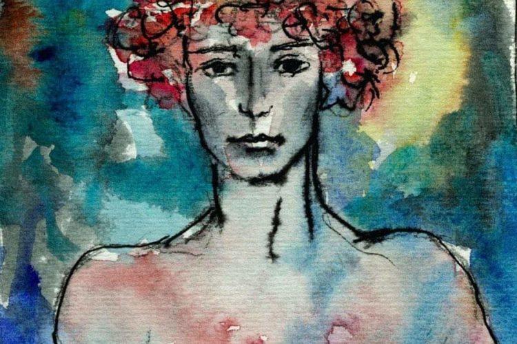 DIVINE – L'omosessualità di Louis disegnata da Danio Manfredini