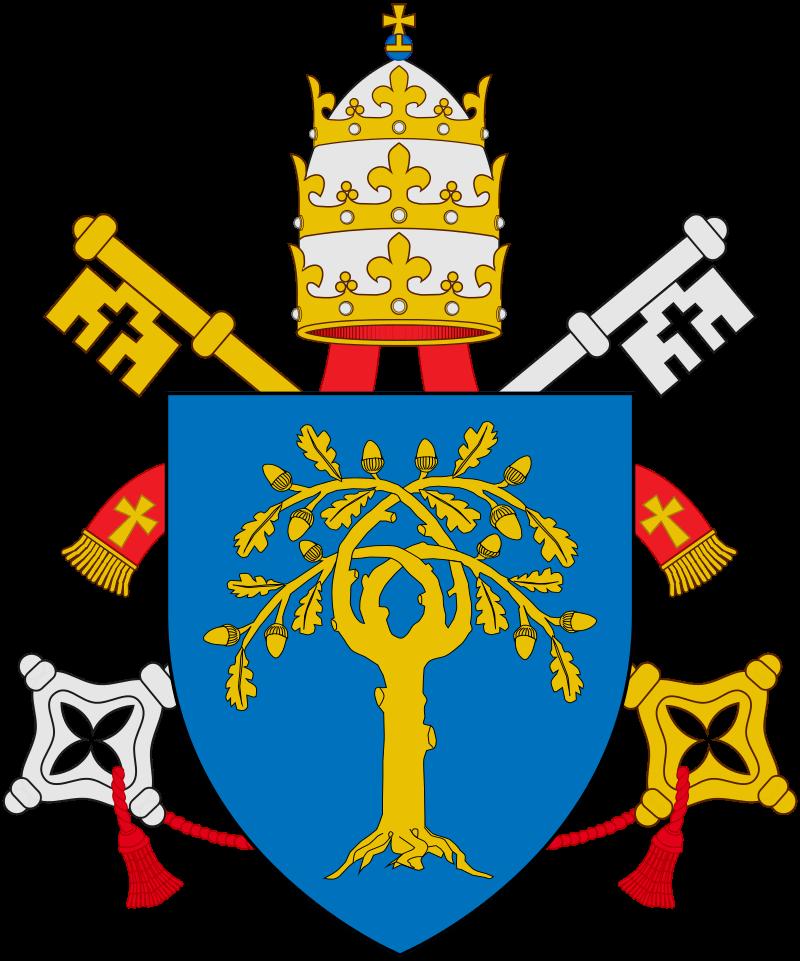 Stemma Giulio II