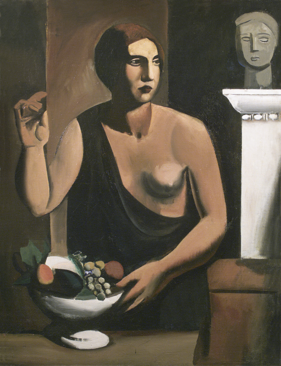 Mario Sironi Nudo con fruttiera (Venere)